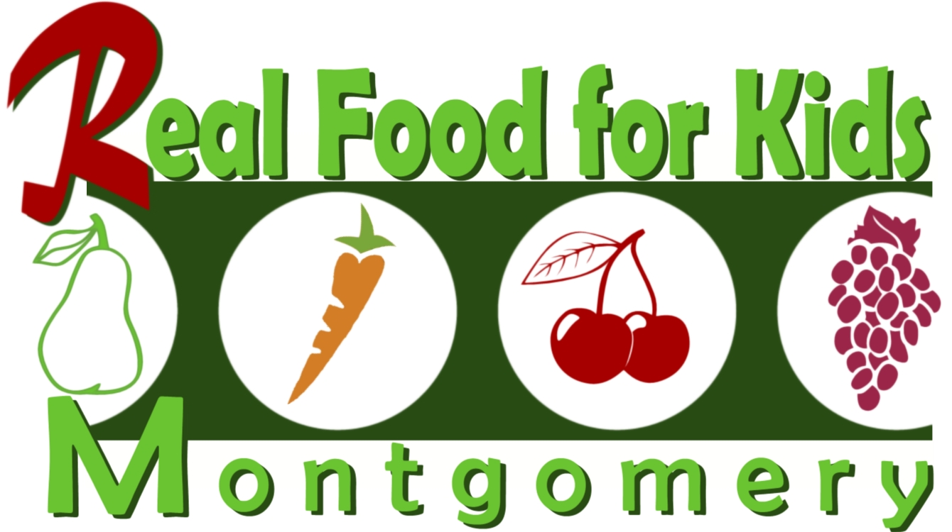 Real Food for Kids - Montgomery